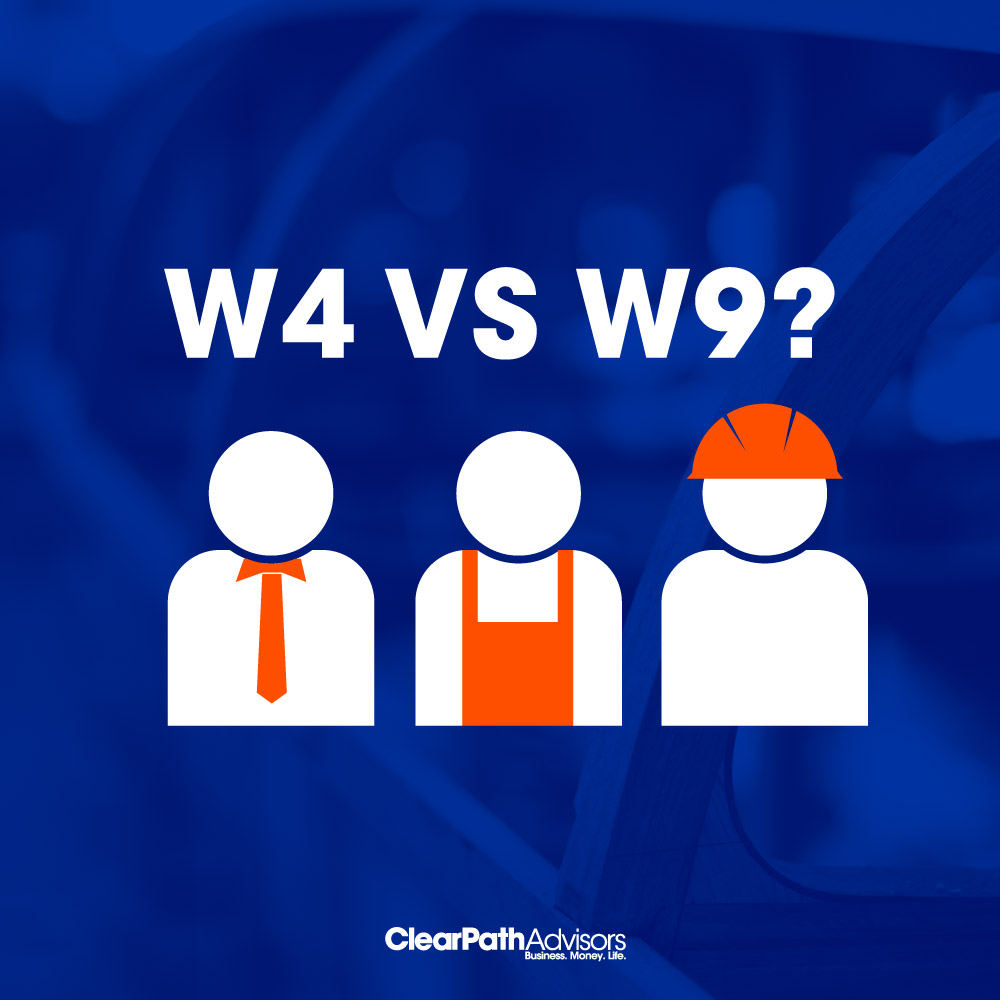 w2 or w9
