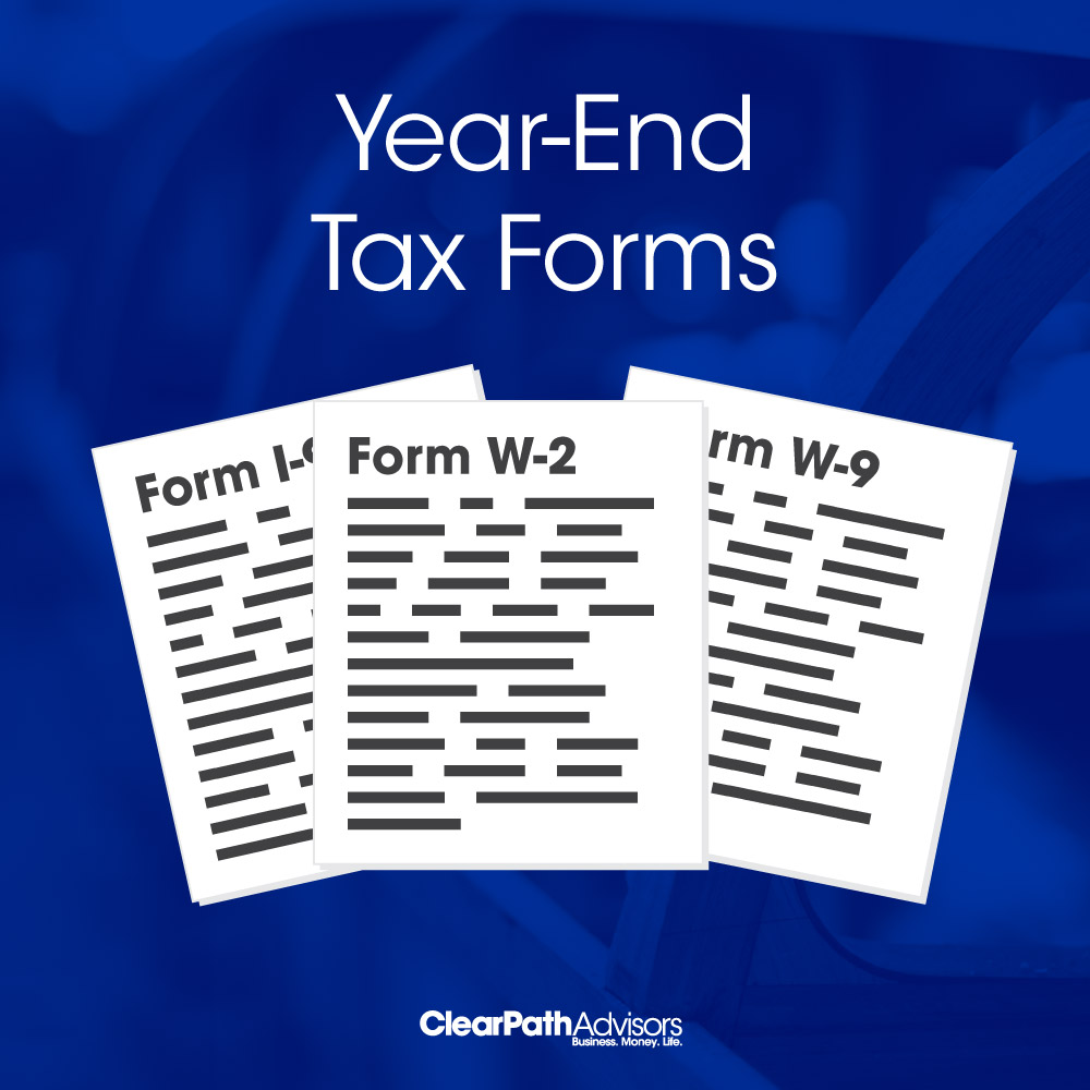 Your guide to year end payroll tax deadlines clearpath advisors learn about the forms mentioned by reading our previous articles on these topics falaconquin