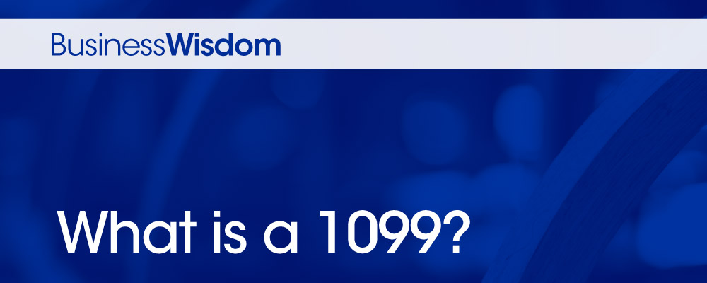 what is a 1099