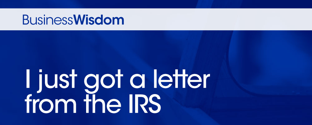 Notices from the IRS